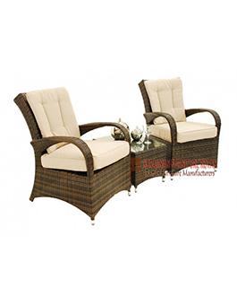 Kursi Dari Rotan Kerajinan Furniture KFR-AR-007