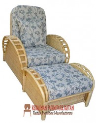 pusat furniture daybed rotan