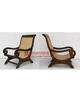 Design Furniture Minimalis Kerajinan Rotan KFR-AR-148