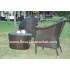 Meja Kursi Teras Kerajinan Furniture Rotan KFR-AR-183