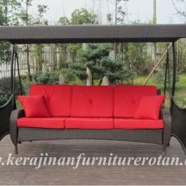 Ayunan rotan model sofa KFR-AR-203