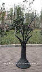 Furniture rotan jepara | Gantungan rotan serba guna dengan motif pohon