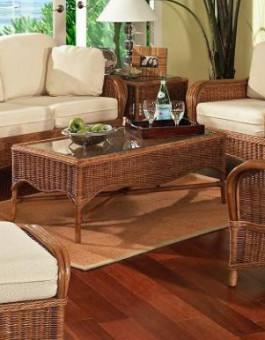 Set kursi tamu rotan untuk rumah tipe minimalis 2016