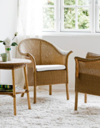 Set bangku teras rotan untuk rumah minimalis 2016 harga murah
