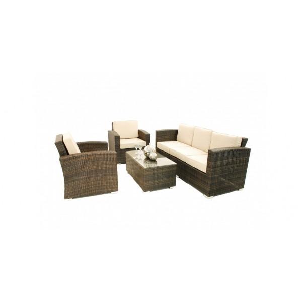 kursi sofa minimalis furniture rotan sintetis manufacture