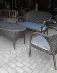 Sofa Kerajinan Furniture Rotan Jepara