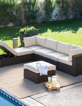 Jual Sofa Tamu Furniture Rotan