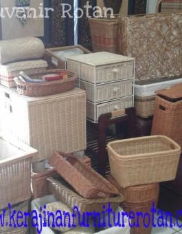 Jual Souvenir Furniture Rotan