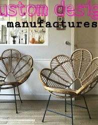 Rattan Furniture Chair Indonesia
