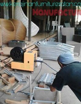 Manufacture furniture Meubel rattan