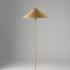 Lampu lantai rotan furniture rotan minimalis export