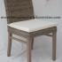 Kursi makan rotan busa export furniture rotan minimalis