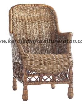 Kusi rotan antik export furniture rotan antik terbaik