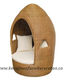 Kursi rotan kapsul furniture rotan export jepara berkualitas