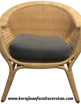 Kursi teras rotan terbaru furniture rotan modern