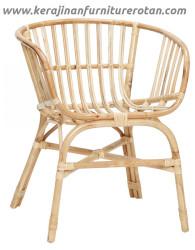 Kursi rotan ruang tamu export furniture rotan minimalis terbaru