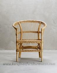 Kursi tamu klasik rotan export furniture rotan modern klasik