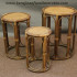 Kursi teras rotan export furniture rotan teras minimalis terbaru masa kini