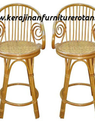 Bangku rotan export furniture rotan minimalis