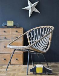 Kursi rotan anak minimalis export furniture rotan modern
