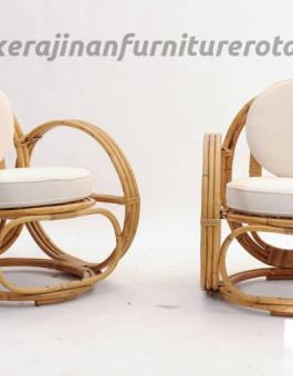 Kursi tamu rotan modern santai export furniture rotan minimalis