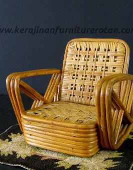 Kursi tamu rotan retro export furniture rotan retro