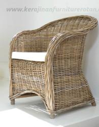 Kursi tamu sofa modern rotan export furniture rotan minimalis