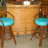 Set bar stools rotan export furniture rotan modern
