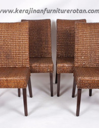 Kursi tamu rotan antik klasik export furniture rotan antik