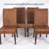 Kursi tamu rotan antik klasik export furniture rotan antik