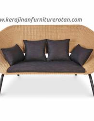 Kursi rotan matahari export furniture rotan minimalis
