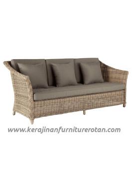 Furniture rotan export sofa teras rotan klasik