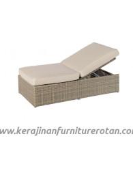Furniture rotan export kursi taman rotan santai modern