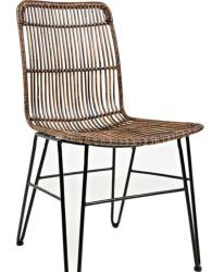Furniture rotan export kursi teras rotan white minimalis