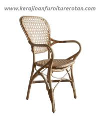 Furniture rotan export kursi santai rotan klasik modern natural