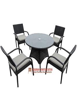 Furniture Minimalis Jepara Kerajinan Rotan KFR-AR-126
