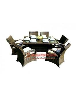 Kerajinan Rotan Murah Furniture Minimalis KFR-AR-125
