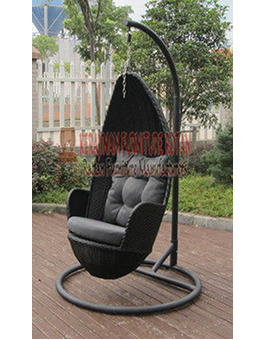 Ayunan Dari Rotan Kerajinan Furniture Minimalis KFR-AR-162