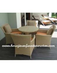 furniture kursi minimalis kerajinan rotan
