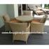 Furniture Kursi Minimalis Kerajinan Furniture Rotan KFR-AR-185