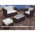 Bangku Sofa Murah Kerajina Furniture Rotan KFR-AR-189