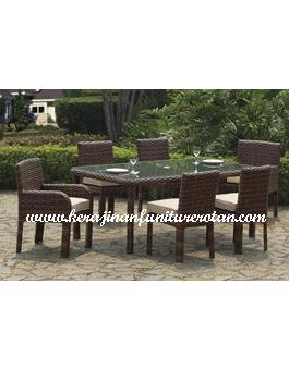 Kursi Tamu Rotan Murah Kerajinan Furniture KFR-AR-195