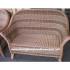 Kursi Sofa Kerajinan Furniture Rotan KFR-AR-198