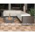Sofa Rotan Sintetis Rotan Kerajinan Furniture KFR-AR-208