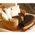 Sofa Dari Rotan Kerajinan Furniture Modern KFR-AR-209