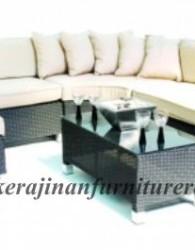 furniture rotan kursi tamu rotan yang nyaman untuk bersantai