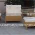 Kursi tamu rotan yang elegan, kerajinan furniture KFR-KTR-216