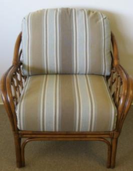 Kursi sofa minimalis rotan harga murah