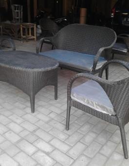 Sofa Kerajinan Furniture Rotan Jepara