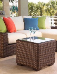 Sofa Kerajinan Furniture Rotan Sintetis